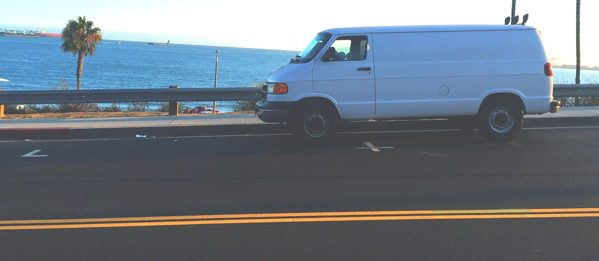 Starting A Cargo Van Conversion Learn From My Mistakes Storage To Solar