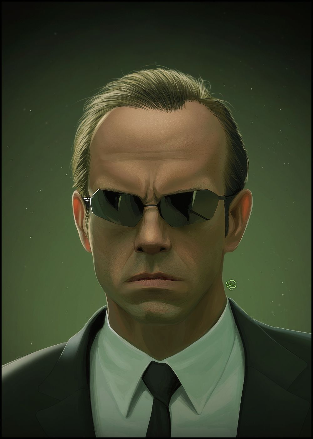 The Matrix - Agent Smith by TovMauzer | Matrix | Pinterest ...