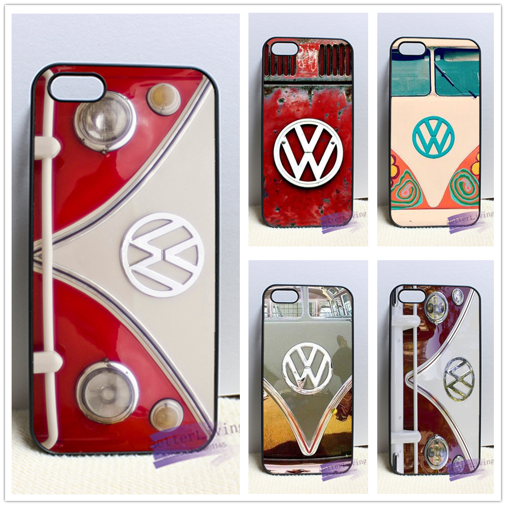 Vw bus volkswagen fashion cell phone case cover for iphone s