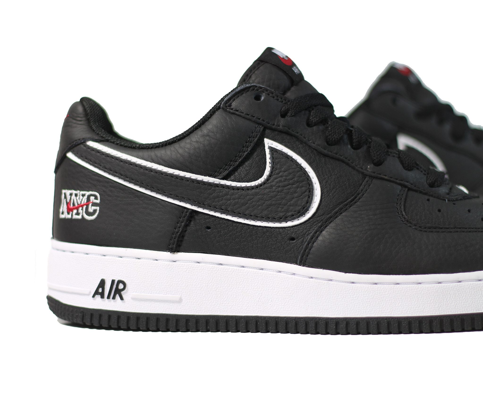 nike air force 1 blanco y negro