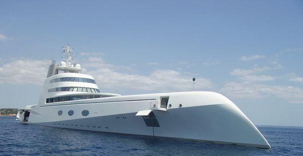 Million Dollar Yacht >> Andrey Melnichenko S 39 Year Old Russion Billionaire 300