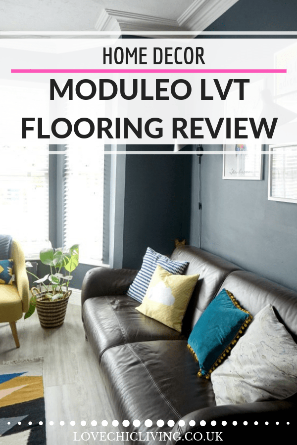 Moduleo Flooring Review Living Room Reveal Moduleo