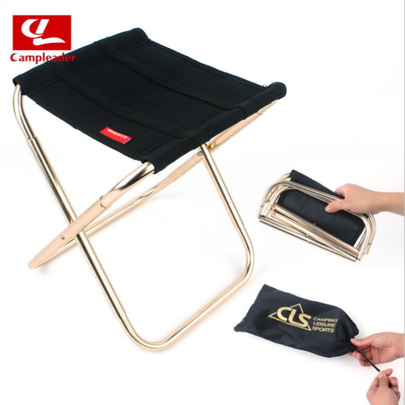 New Outdoor Lightweight Portable Folding Fishing Chair Camping Oxford Cloth Foldable Picnic Fishing Outdoor Folding Chairs Fishing Chair Folding Camping Chairs