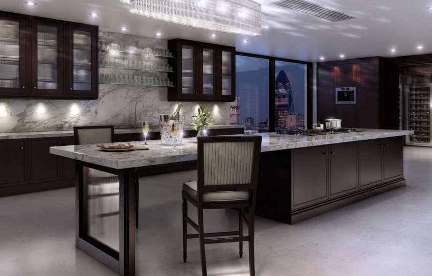 Cucine a isola 2015 - Cucina di lusso ad isola | Cucina and Ads