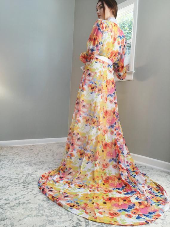 Singing Slowly Robes | Bridesmaids and groomsmen