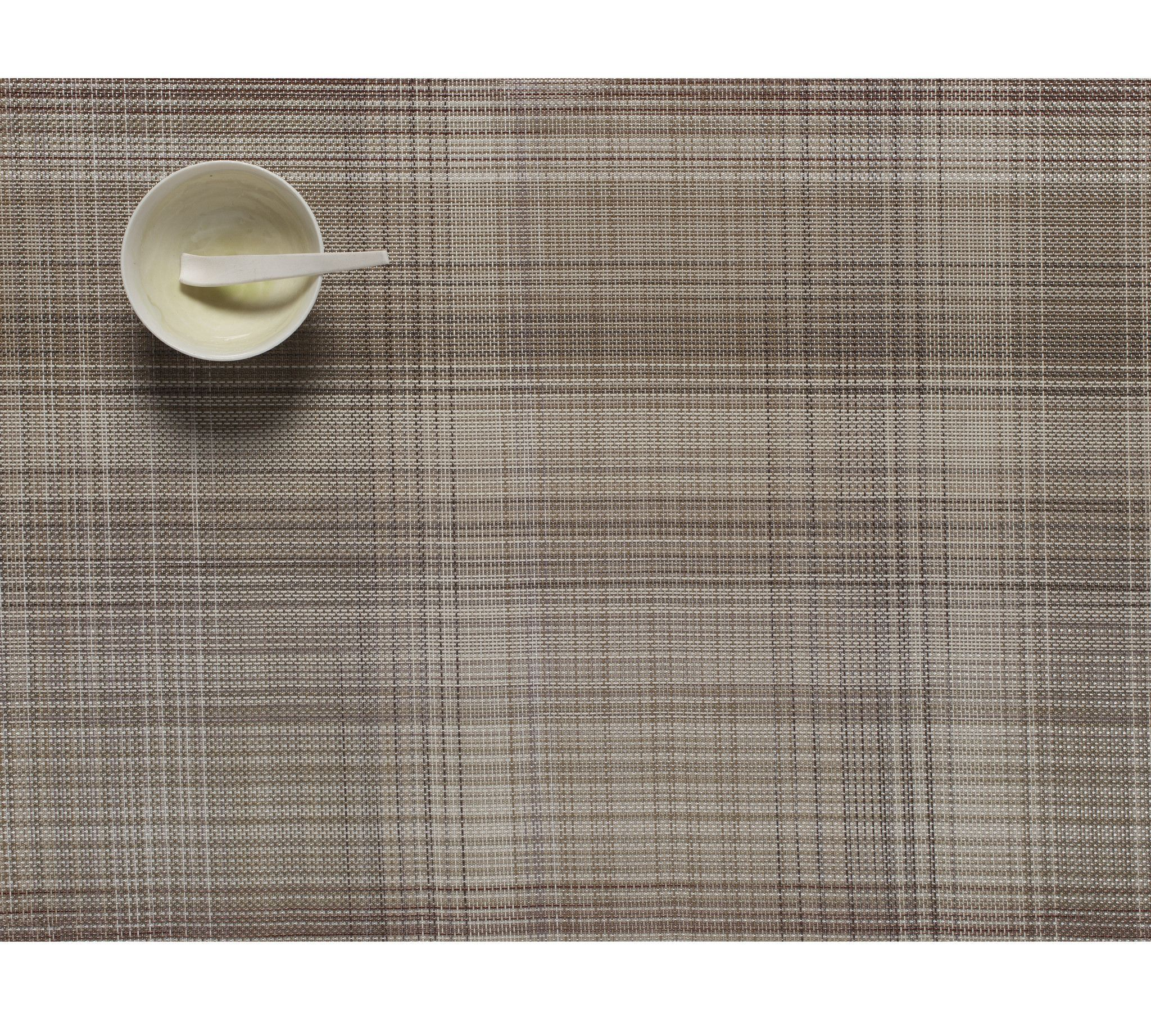 Tan Plaid Placemat / Runner by Chilewich | Tans, Runners and Products