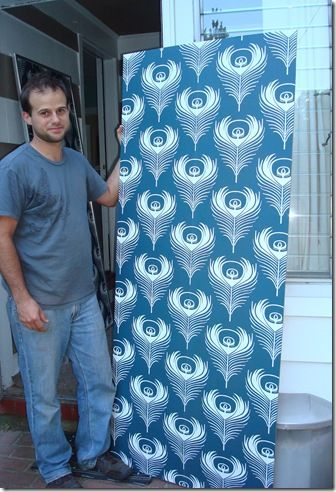 How To Make A Large Wallpaper Frame Great Tutorial For Inexpensive Through Wholeposterframes