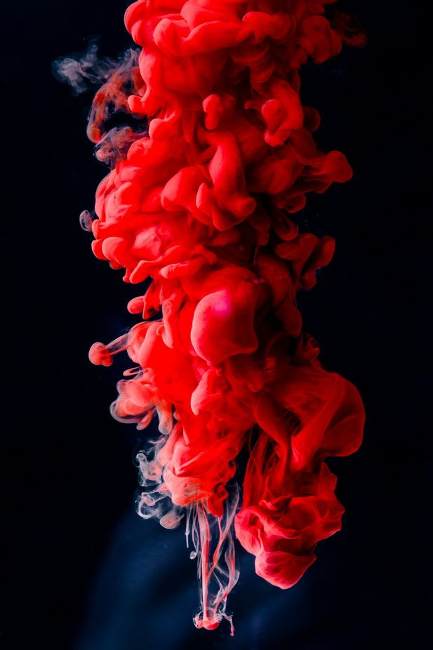Colorful ink in water redness project pinterest water wallpaper and phone - Hd ink wallpaper ...