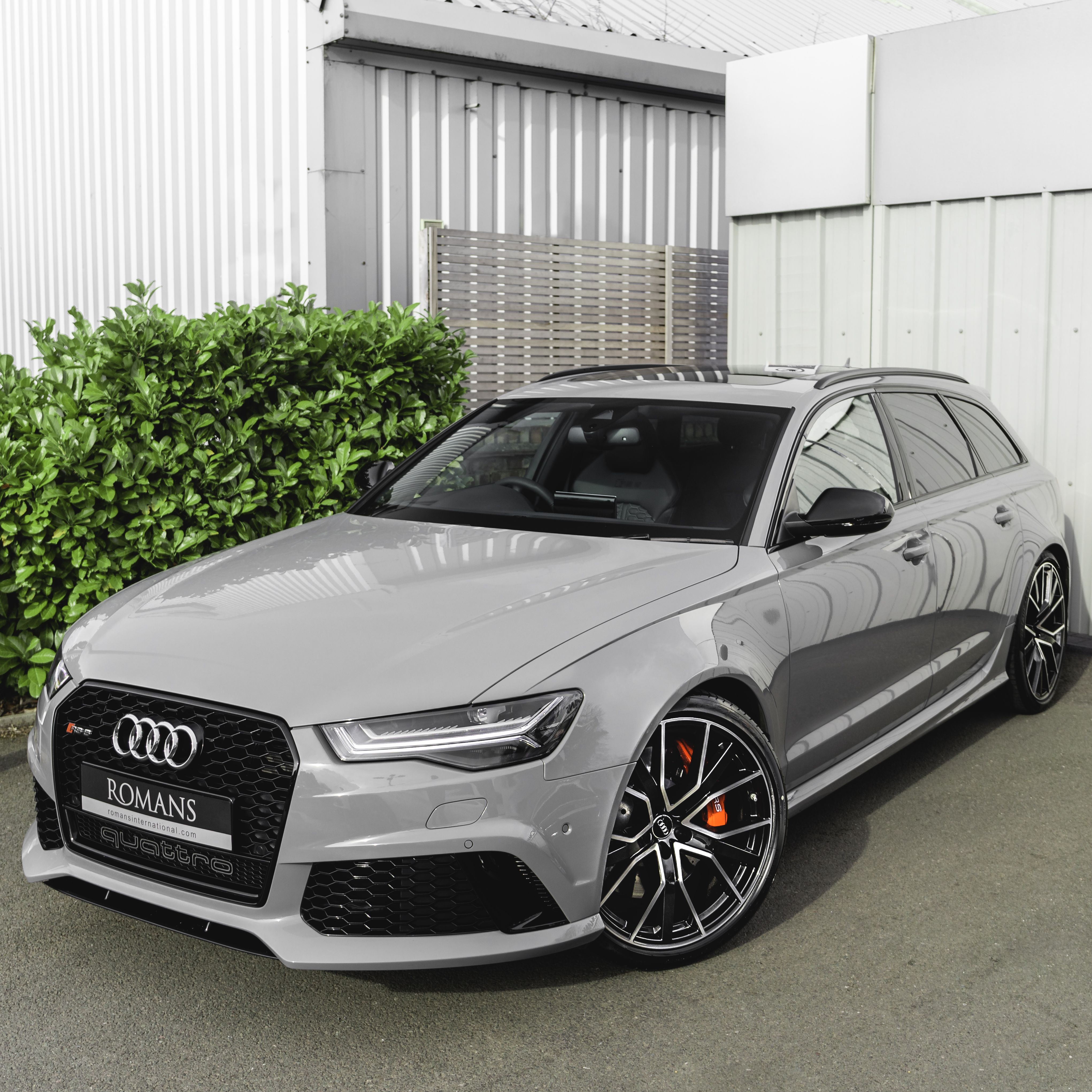 2018 Used Audi A6 Rs6 Plus Avant Tfsi Quattro