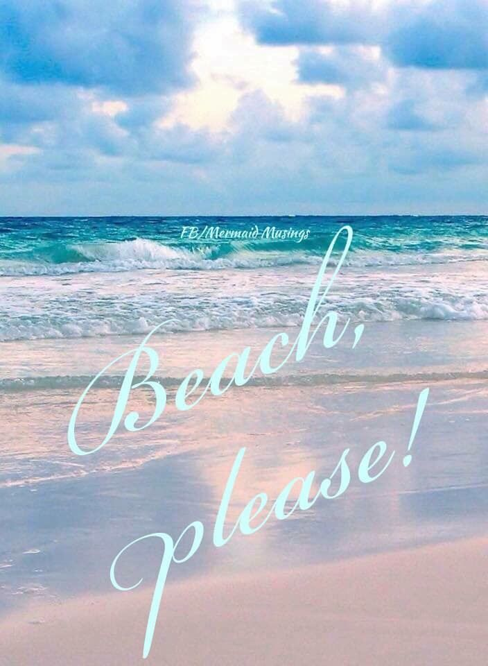 Vacation image by Kathy Frieders | Vacation quotes beach ...