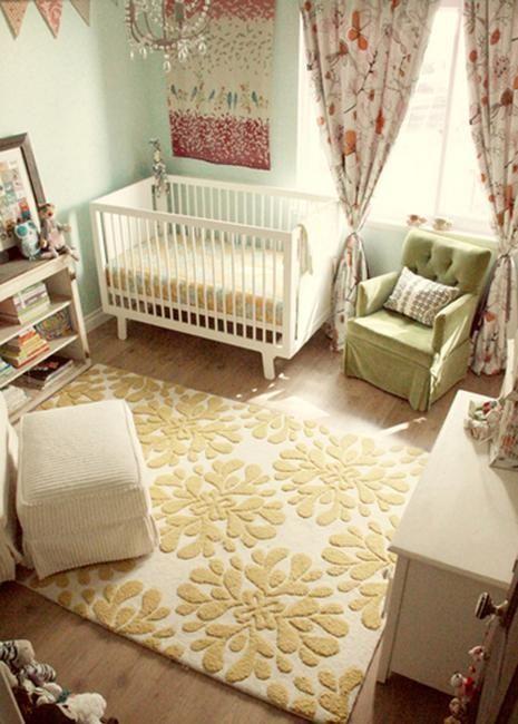 22 Baby Room Designs and Beautiful Nursery Decorating Ideas ...