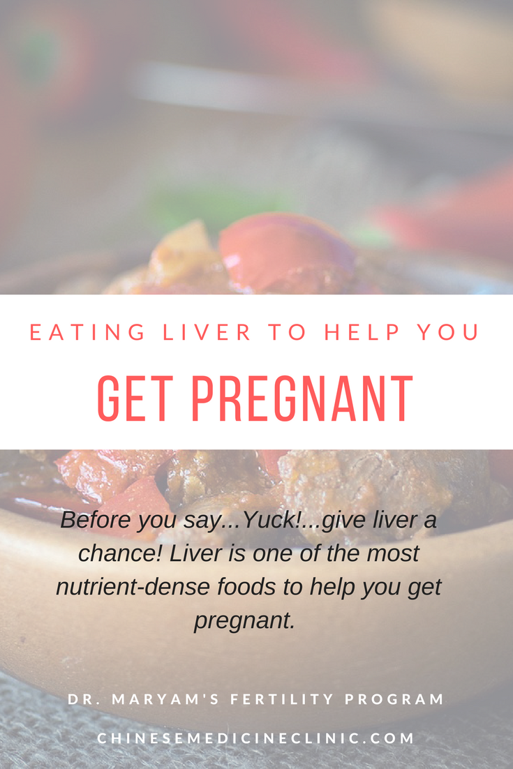 Eating Liver To Help You Get Pregnant Getting pregnant