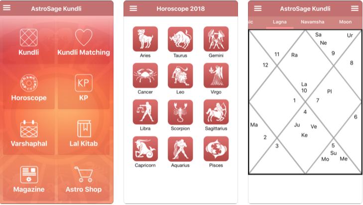 7 Best Astrology Apps in 2018 (met afbeeldingen)