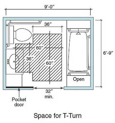 Accessible Bathroom Floor Plans Bathroom Floor Plans Accessible