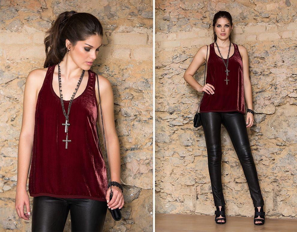 083f1d747 looks da moda para noite com calça jeans - Pesquisa Google | Looks ...