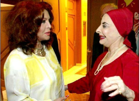 Sara Montiel with Prima Ballerina Assoluta Alicia Alonso, Cuba's premier danseuse. And one of only six or seven women to ever hold the tittle of Assoluta in the history of Ballet. #historyofcuba Sara Montiel with Prima Ballerina Assoluta Alicia Alonso, Cuba's premier danseuse. And one of only six or seven women to ever hold the tittle of Assoluta in the history of Ballet. #historyofcuba Sara Montiel with Prima Ballerina Assoluta Alicia Alonso, Cuba's premier danseuse. And one of only six or seve #historyofcuba
