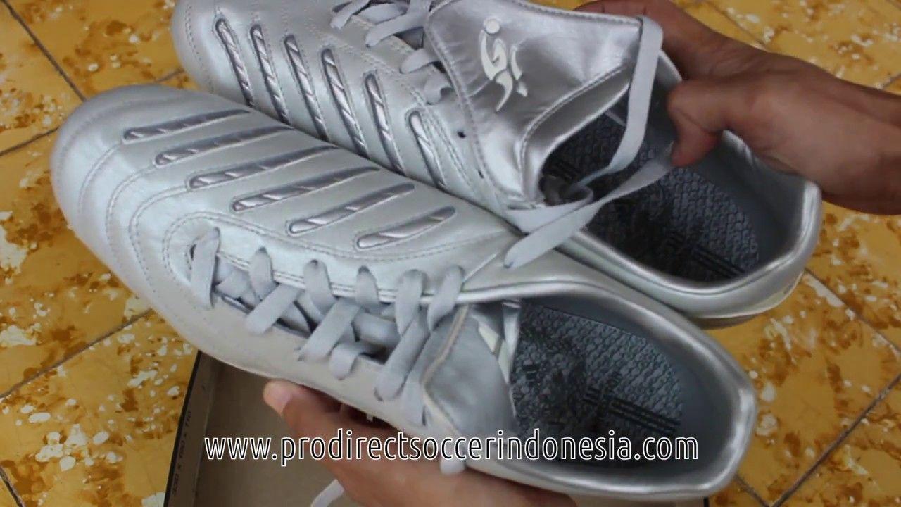 Sepatu Bola Adidas 133528 Predator Pulse Trxsg Met Silver Original