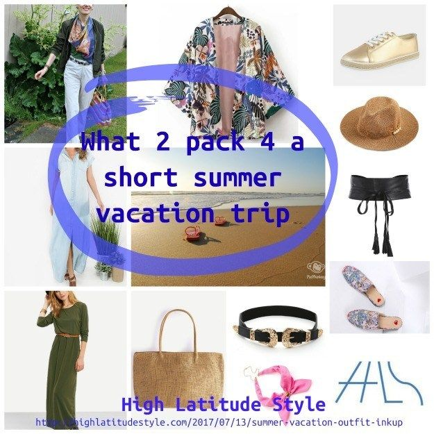 Short summer vacation outfit ideas #summervacationstyle