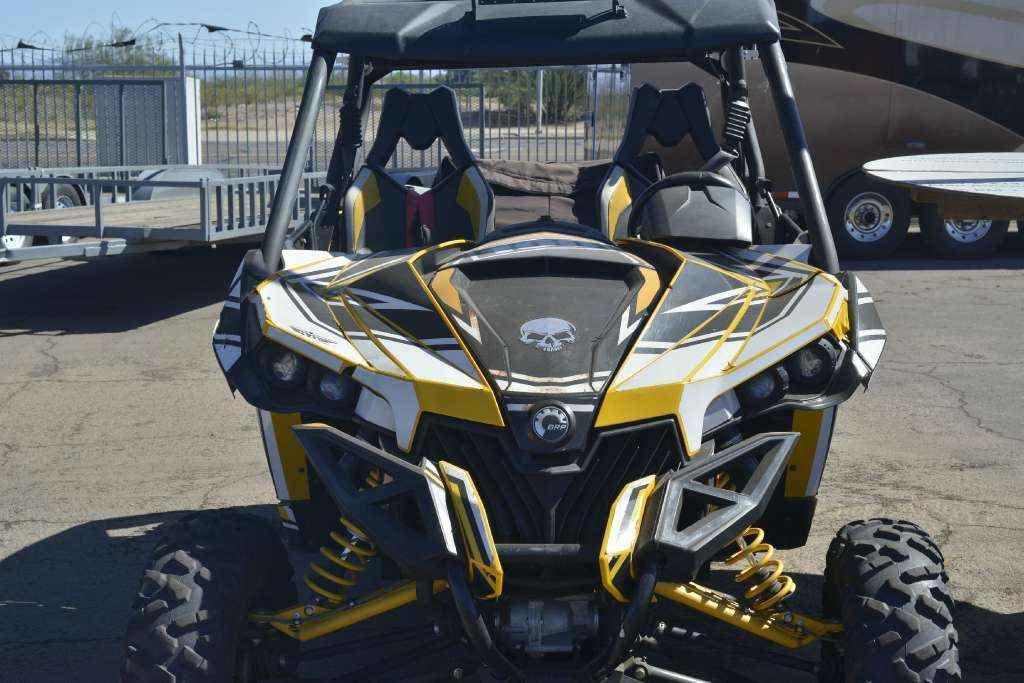 Used 2014 CanAm Maverick 1000R ATVs For Sale in Arizona