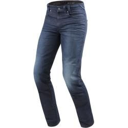 Revit Vendome 2 Rf Jeans Hose Blau 34 Revit