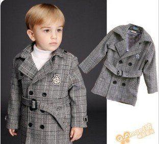 BOY WOOL DRESS COAT   Dresses 2013   Baby outerwear, Baby boy winter  outfits, Kids outerwear