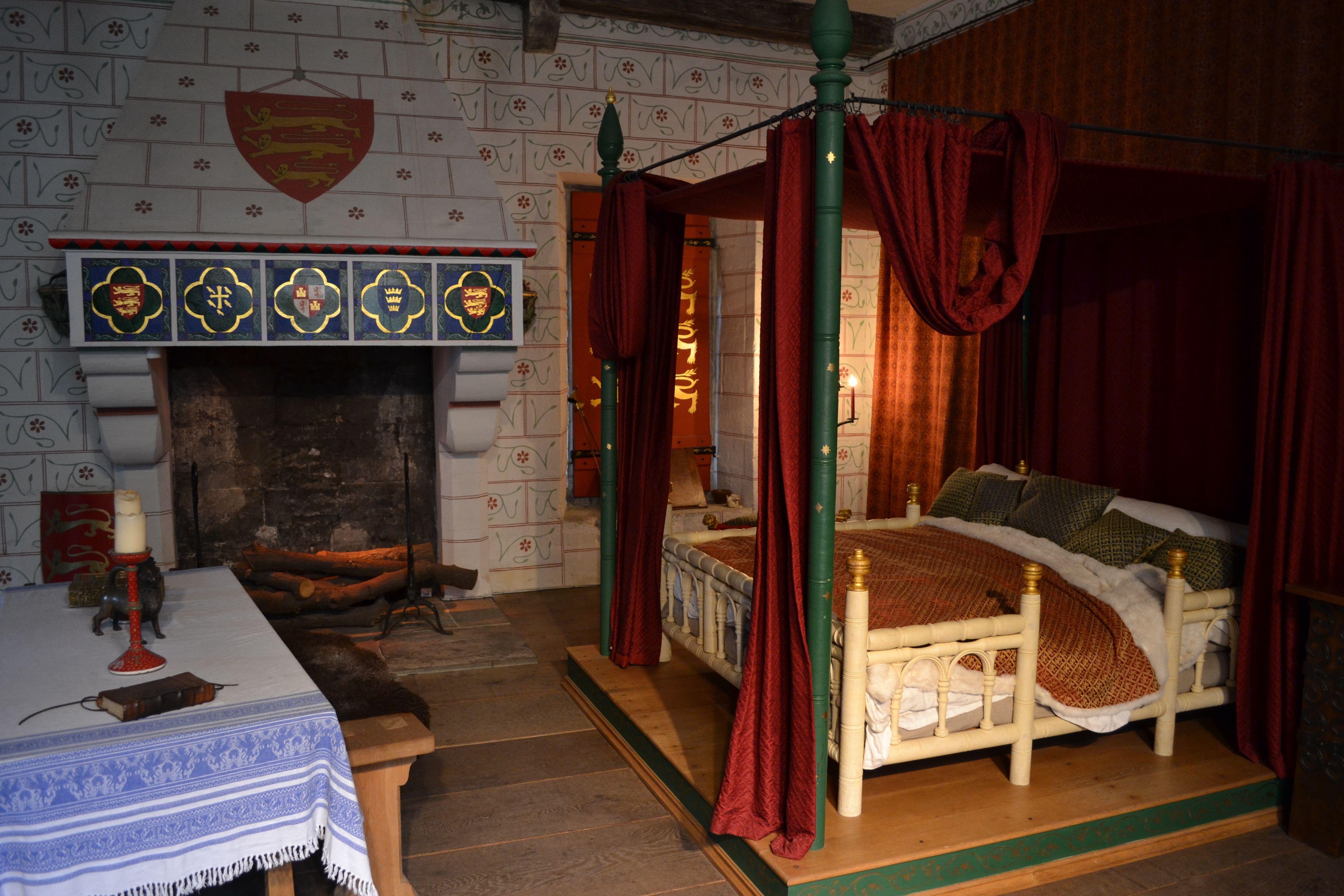 Medieval Bedroom Furniture. 35 Stunning Medieval Furniture Ideas for Your Bedroom london england tower of royal bedroom jpg  4608 3072 BED