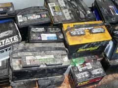 Used Car Batteries Recycling – How Old Battery Can Earn You Some Cash?
