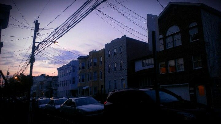 Beautiful sunset near hopkins and summit avenue