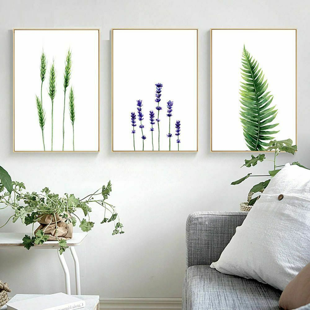 Home Wall Posters Decorative Canvas Paintings Watercolor Nature Design Pictures  #fashion #home #garden #homedcor #postersprints (ebay link)