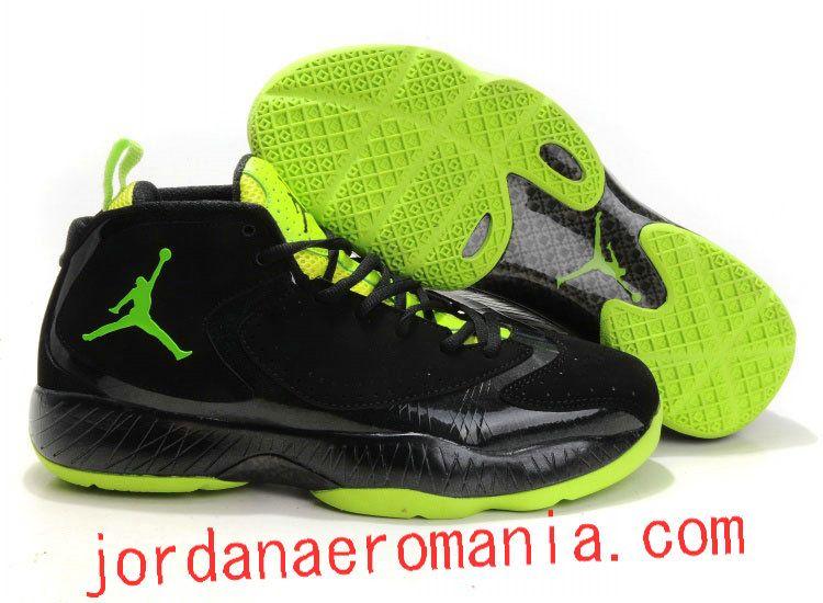 sports shoes d0d0c 72999 italy nike air jordan 13 retro freizeitschuhe jungen schwarz grün 114 81605  269fa bb71f  where can i buy acheter chaussures air jordan 2012 noir vert  ...