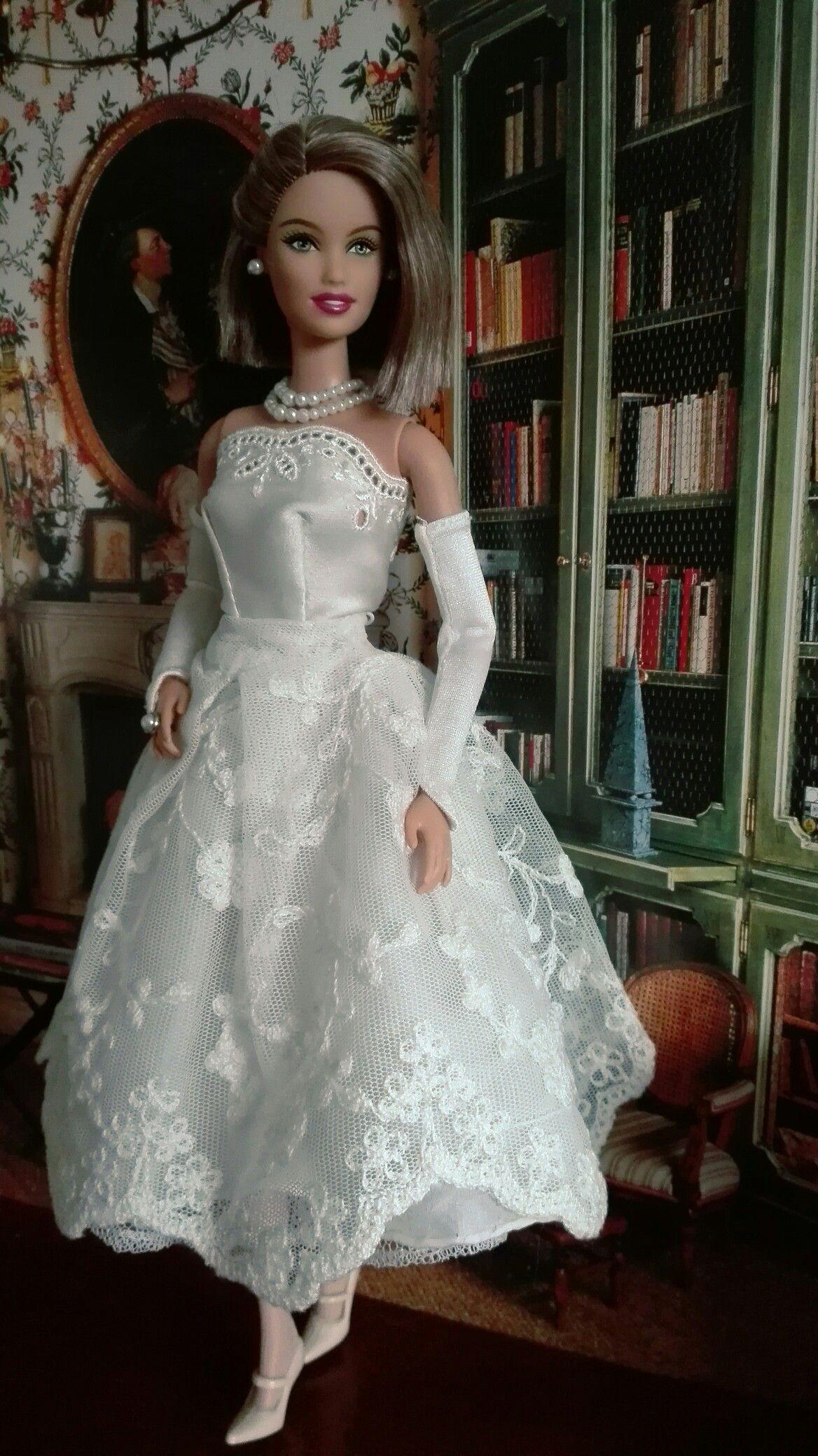 Barbie DOW Chile, hybrid Kleid: By-Elle, Ring: Tafehnja, eBay ...