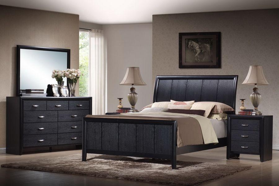 tichenor queen piece wooden modern bedroom set see white furniture
