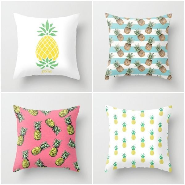 Interior Decor Trend: Pineapple