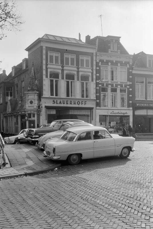 Voorstreek: 1963.   (g.j.dukker).