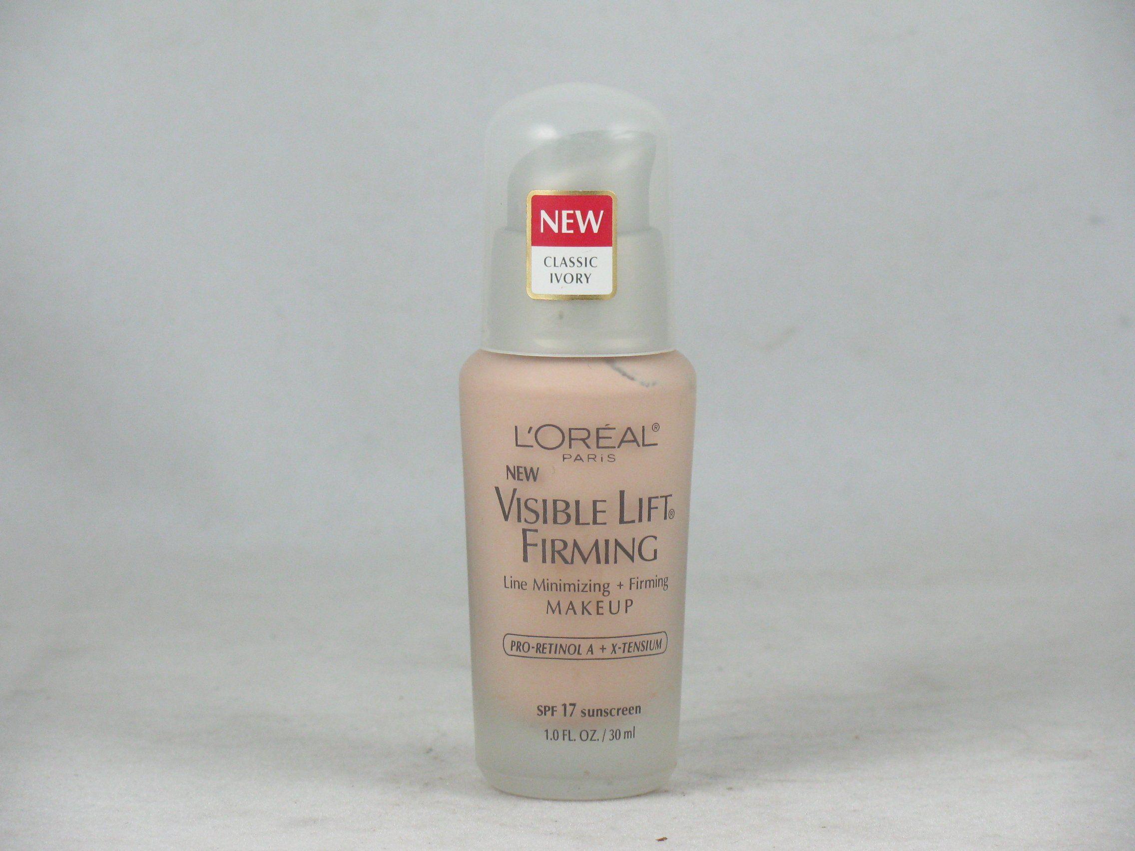 Loreal Paris Visible Lift Firming Liquid Makeup Classic