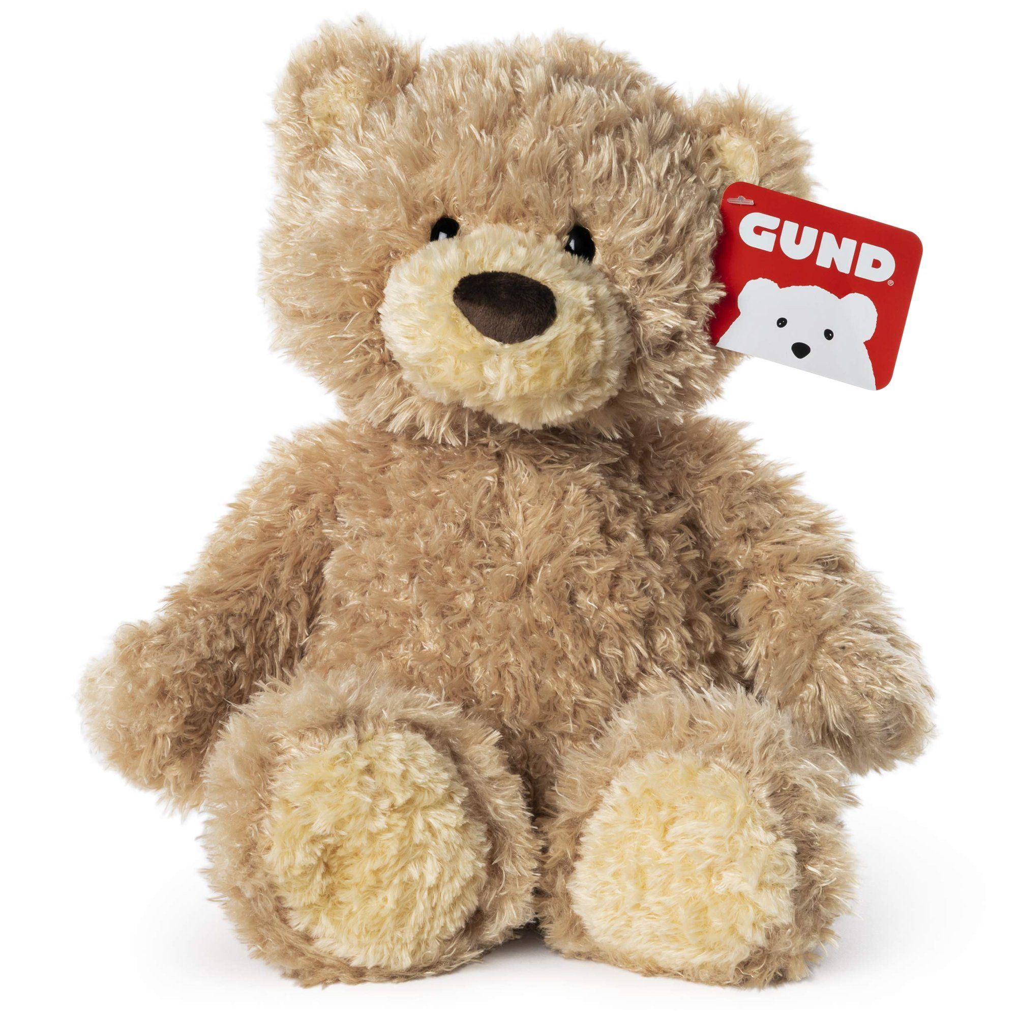 "Gund Stitchie 14"" Bear Plush in 2020 Bear"