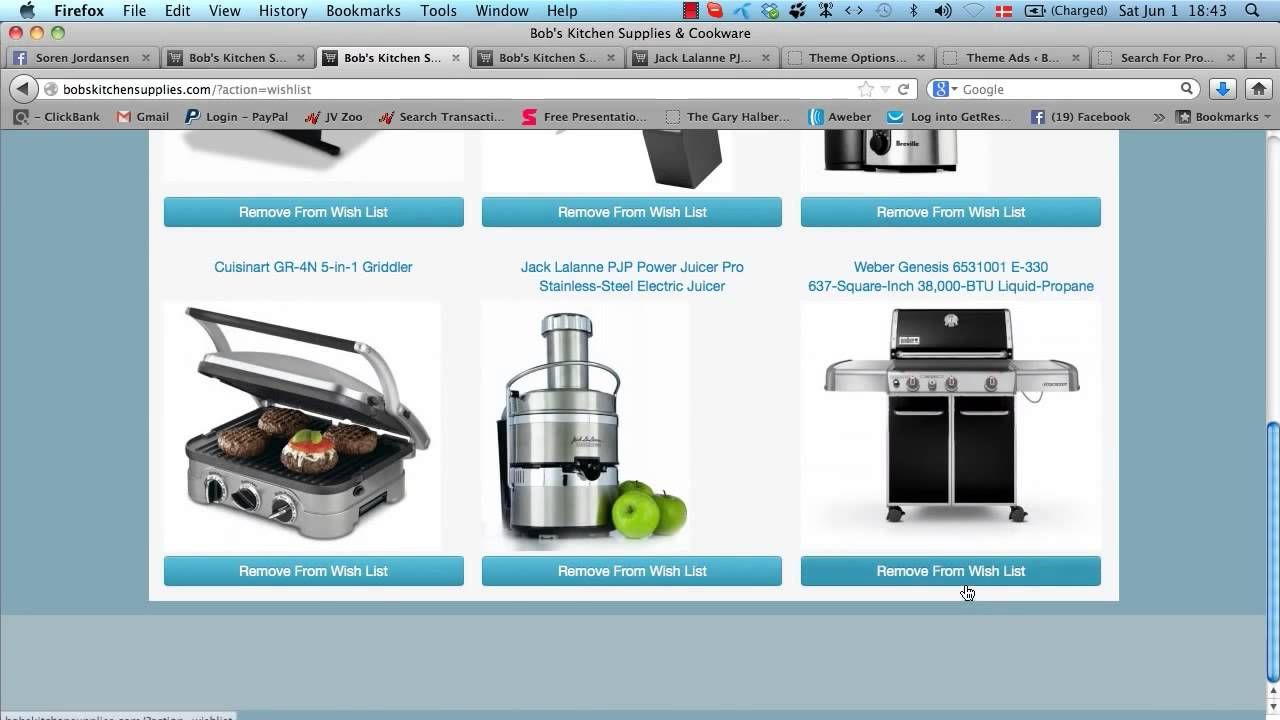 Build Your Own WordPress Website Affiliate Store for Amazon, eBay ...