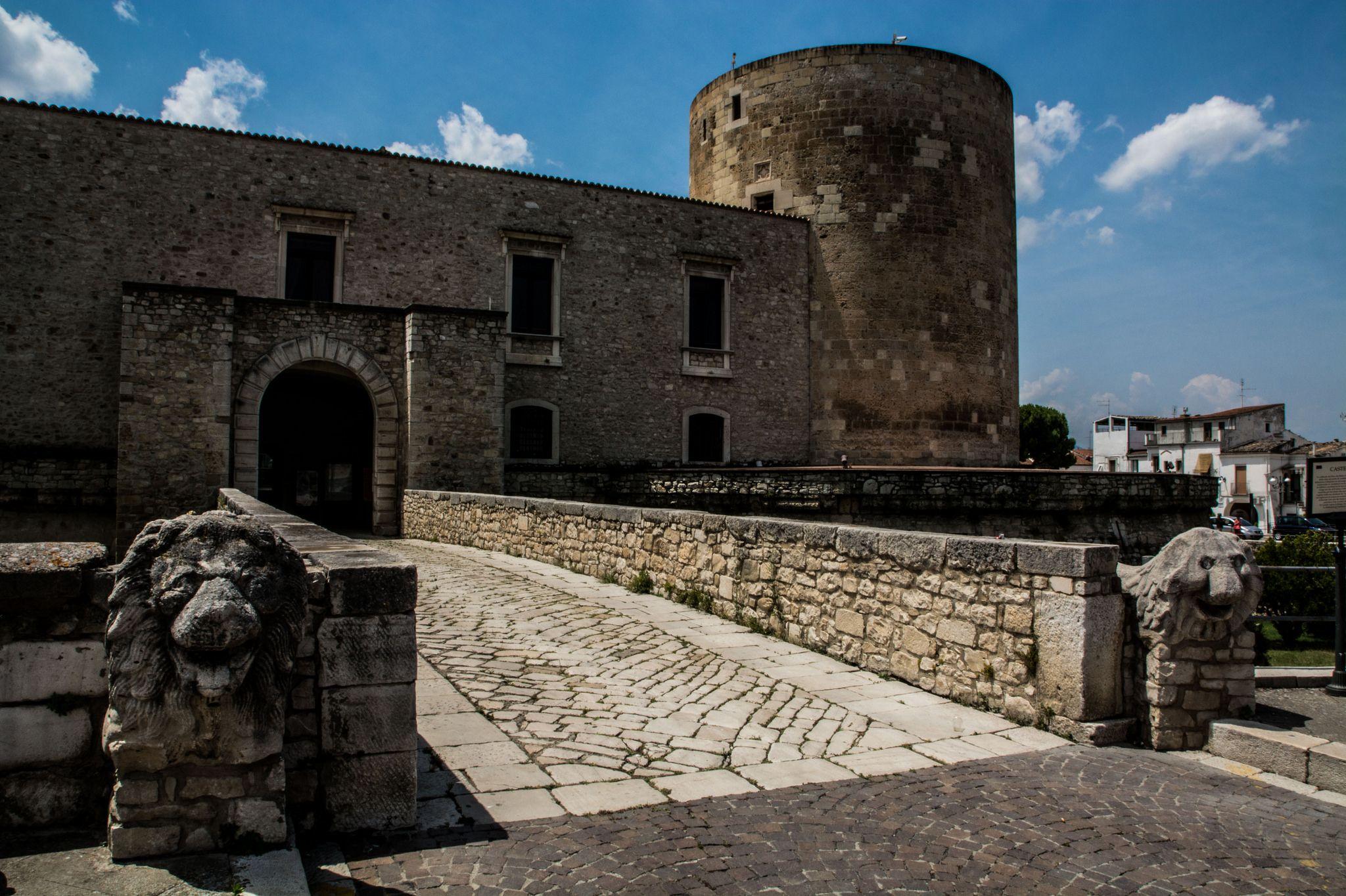 Castello Aragonese, Venosa, Basilicata, Italy