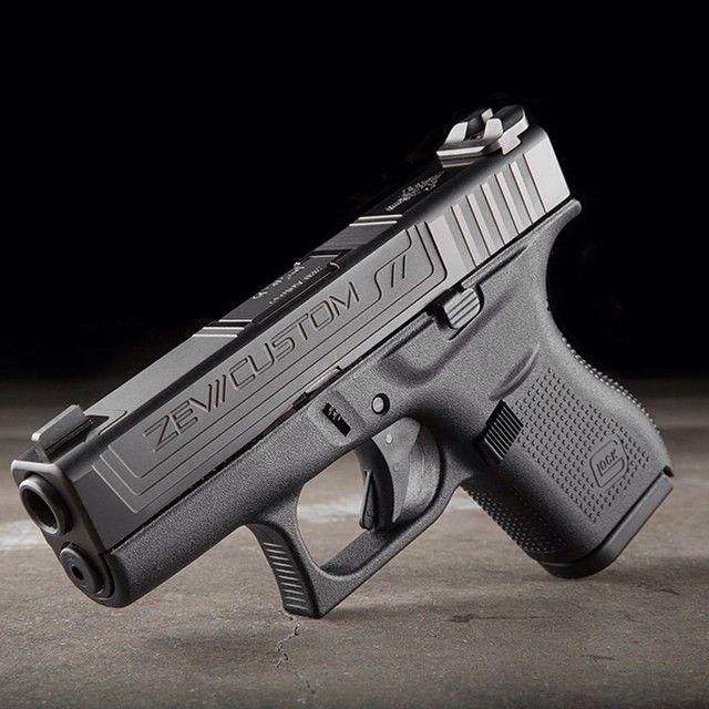 Another customers G42 cut  #zev #zevtech #glock | Weaponized