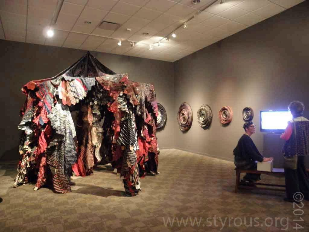 The Styrous® Viewfinder: Metamorphosis ~ Clothing & Identity ... : museum of quilts and textiles - Adamdwight.com