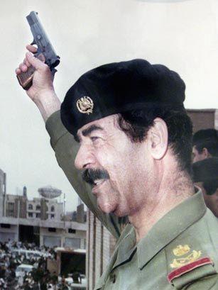 1991 time magazine Saddam Hussein