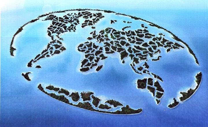 World islands the world archipelago dubai united arab world islands the world archipelago dubai united arab emirates gumiabroncs Gallery