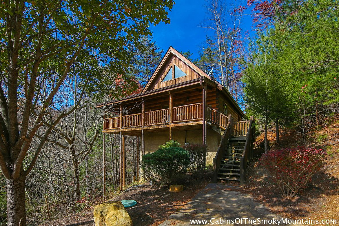 gatlinburg cabins in cabin tn bedroom nana nook s tennessee pin forge pigeon