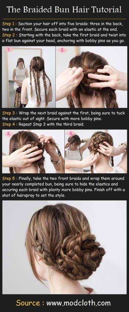8 Best Hairstyles For Nursing Clinicals Nursebuff Hair Tutorial Hair Bun Tutorial Nurse Hairstyles