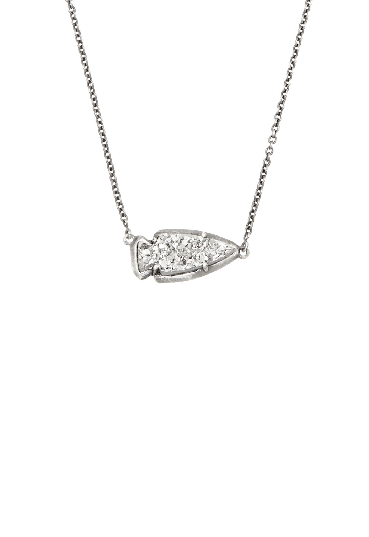 Kendra scott kasey silver drusy products