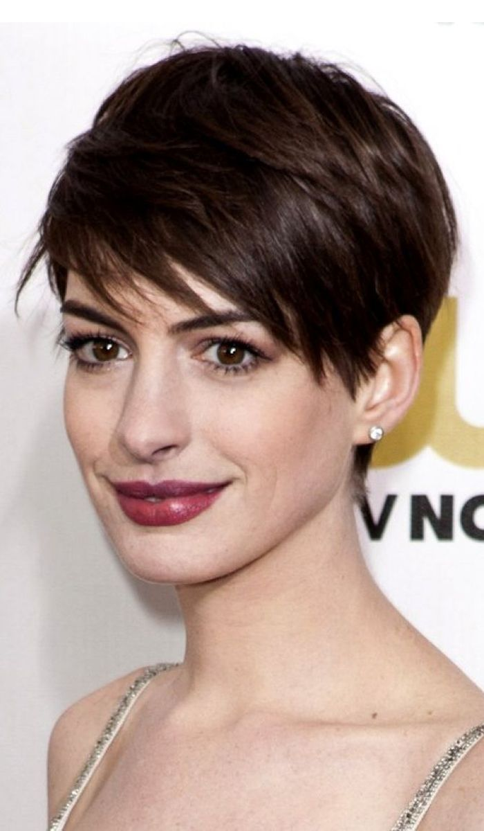 Pixie Cut For Thick Hair Cortes De Cabello Corto