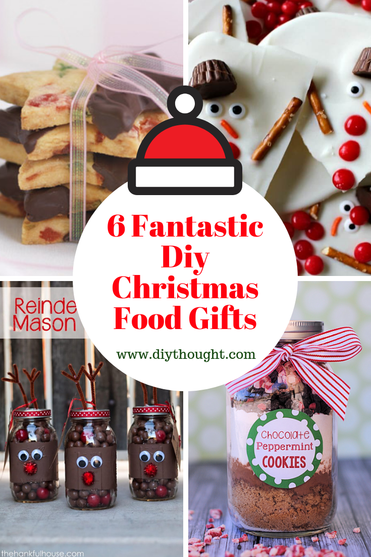 6 Fantastic Diy Christmas Food Gifts | Christmas!!!! | Pinterest ...