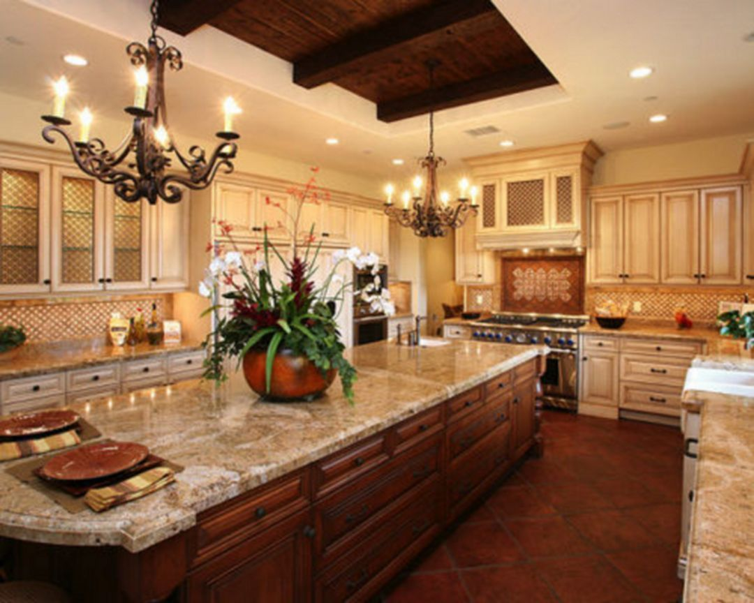 25 spanish kitchen design ideas to inspire you spanish kitchen kitchen design spanish style on kitchen decor pitchers carafes id=37612