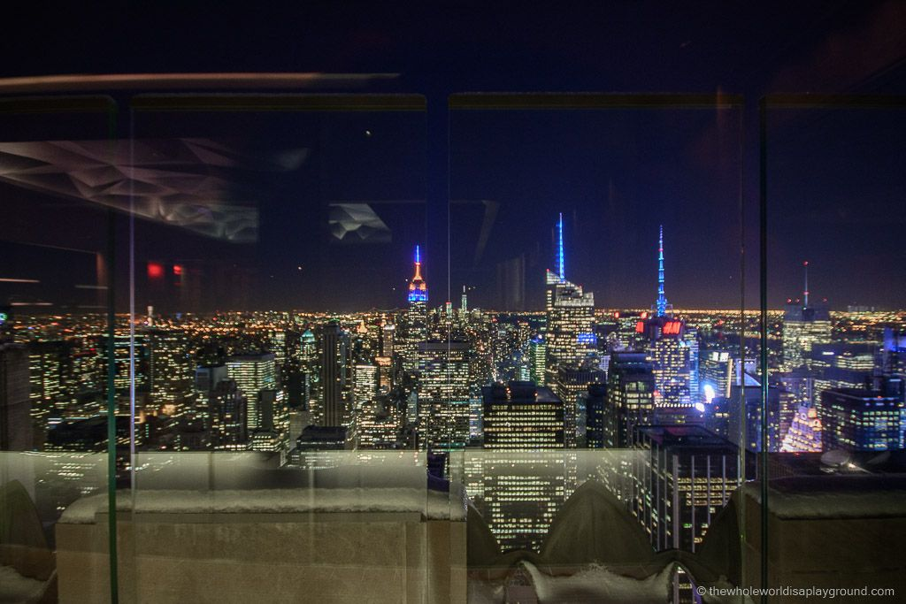 Bon #Rainbow Room, New York City: Cocktails And Views At SixtyFive Lounge! The