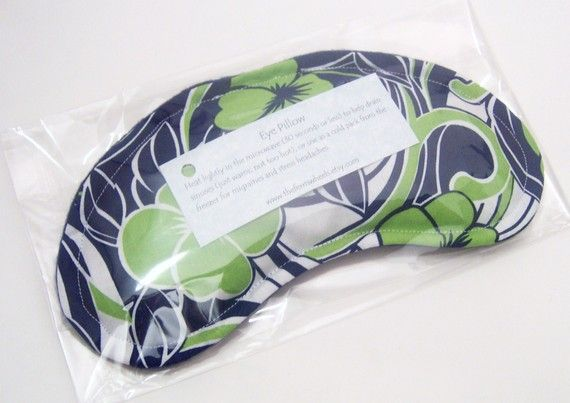 Five Eye Pillows Eye Pack Gift for Event or Spa by theferriswheels